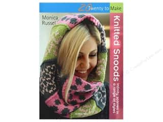 yarn: Twenty To Make Knitted Snoods: Infinity Scarves in a Range of Styles Book by Monica Russel