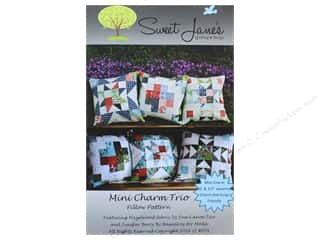 Sweet Jane's Designs Mini Charm Trio Pattern
