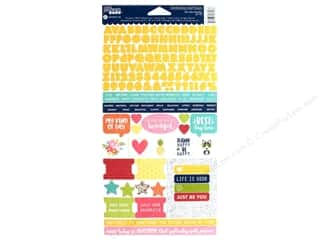Jillibean Soup Collection Chit Chat Chowder Sticker Coordinations (10 sets)