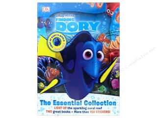 books & patterns: DK Publishing Finding Dory The Essential Collection Book