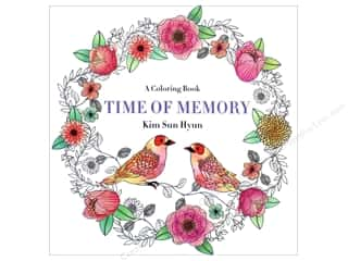 books & patterns: Time of Memory: A Coloring Book by Kim Sun Hyun