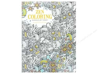 books & patterns: Zen Coloring Design Collection Book