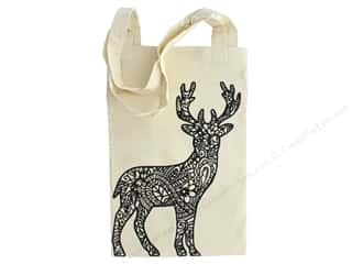 The Bead Giant Tote Bag Reindeer