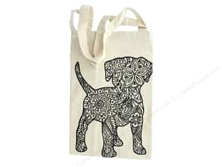 The Bead Giant Tote Bag Dog