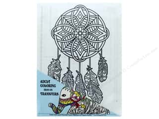 Clearance: The Bead Giant Iron On Transfer Dreamcatcher