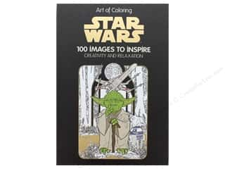 books & patterns: Disney Editions Star Wars 100 Images Coloring Book