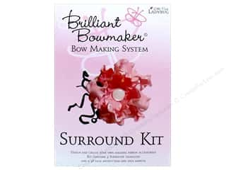 gifts & giftwrap: Little Pink Ladybug Brilliant Bowmaker Kit Surround