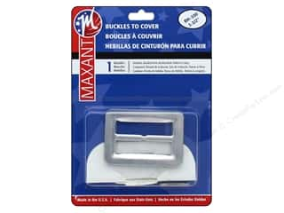 Maxant Cover Buckle Kit 1 1/2 in. Rectangle