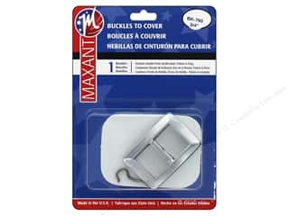 Maxant Cover Buckle Kit 3/4 in. Rectangle