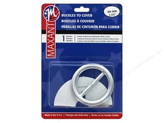 Maxant Cover Buckle Kit 1 1/2 in. Round