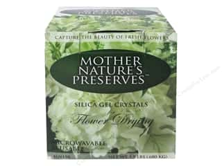 Mother Nature's Preserves Silica Gel Crystals 1 1/2 lb.