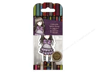 stamps: Docrafts Santoro Gorjuss Stamp No 32 Little Violet