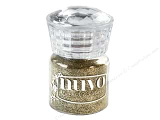 Nuvo Embossing Powder Glitter Gold Enchantment .7 oz