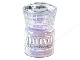 Nuvo Glitter Embossing Powder Soft Lilac
