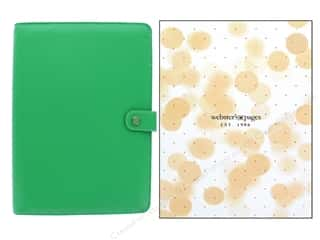 scrapbooking & paper crafts: Webster's Pages Color Crush Planner Kit A5 Summer Green Boxed