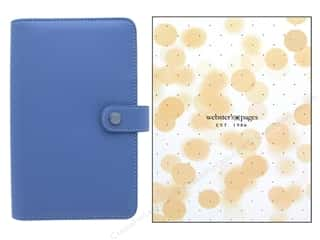 planner: Webster's Pages Color Crush Planner Kit Personal Periwinkle Boxed