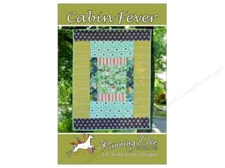 Villa Rosa Designs Running Doe Cabin Fever Pattern Card