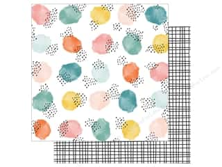 """scrapbooking & paper crafts: Simple Stories Collection #Whatever Paper 12""""x 12"""" #nailedit (25 pieces)"""