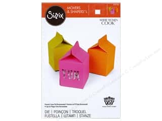 dies: Sizzix Movers & Shapers L Die Box Milk Carton by Where Women Cook
