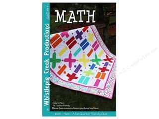 Whistlepig Creek Math Pattern