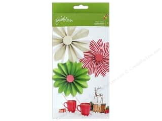 Pebbles Collection Holly Jolly Rosettes