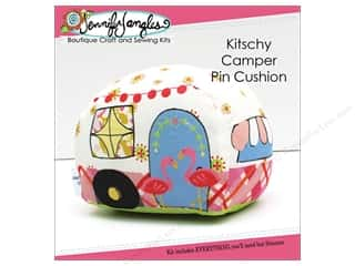 Jennifer Jangles Kit Kitschy Camper Pin Cushion