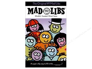 Simple Stories: The Original #1 Mad Libs Book