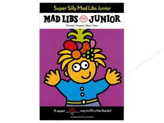 books & patterns: Super Silly Junior Mad Libs Book