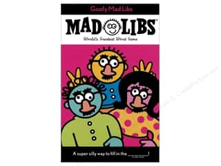 Goofy Mad Libs Book