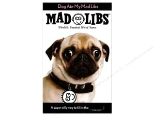 Dog Ate My Mad Libs Book