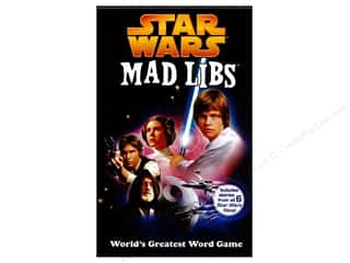 Star Wars Mad Libs Book