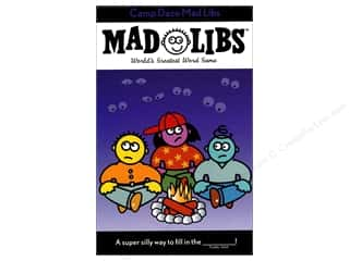books & patterns: Camp Daze Mad Libs Book