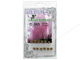 Outwest Products Bitty Bottle 2ml 15x31mm 12pc