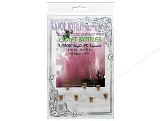 Outwest Products Wish Bottle 2ml Square 7pc
