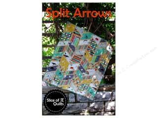 books & patterns: Slice Of Pi Quilts Splits Arrows Pattern