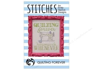 sewing & quilting: Emily Herrick Designs Stitches Quilt Forever Pattern