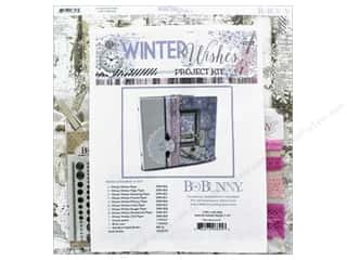Projects & Kits: Bo Bunny Project Kit Winter Wishes