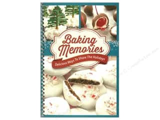 books & patterns: Baking Memories Book by CQ Products