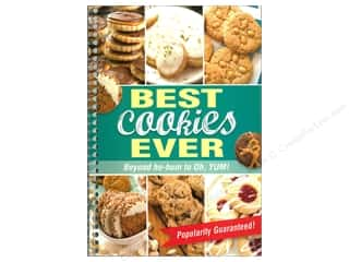 Best Cookies Ever Book by CQ Products