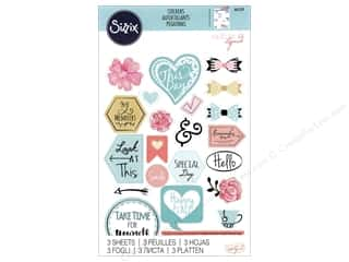 scrapbooking & paper crafts: Sizzix Katelyn Lizardi Stickers Planner Page Icons