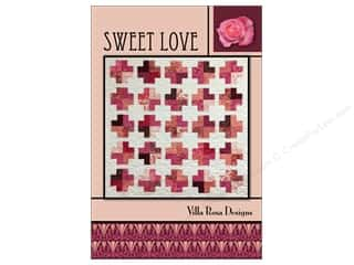 Villa Rosa Designs Sweet Love Pattern Card