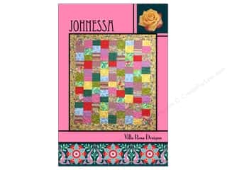 books & patterns: Villa Rosa Designs Johnessa Pattern Card