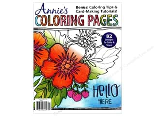 Annie's Coloring Pages Coloring Book