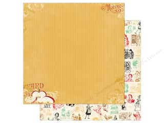 Bo Bunny 12 x 12 in. Paper Kiss The Cook Apple Pie (25 pieces)