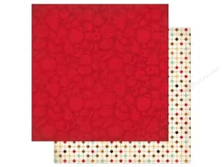 Bo Bunny 12 x 12 in. Paper Kiss The Cook Cinnamon (25 pieces)