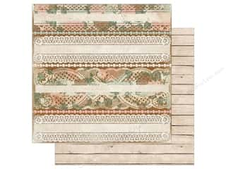 Clearance: Bo Bunny 12 x 12 in. Paper Felicity Romance (25 pieces)