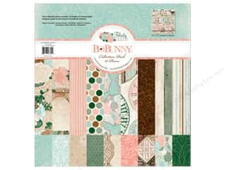 scrapbooking & paper crafts: Bo Bunny 12 x 12 in. Collection Pack Felicity