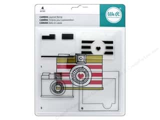 stamps: We R Memory Keepers Layered Stamp Camera