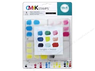scrapbooking & paper crafts: We R Memory Keepers CMYK Stamps Bright & Happy
