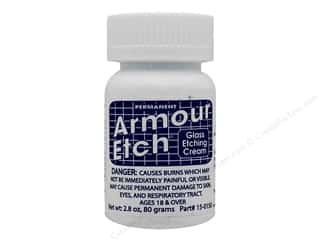 Armour Etch Glass Etching Cream 3 oz.